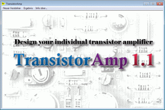 Software TransistorAmp